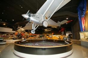 EAA AirVenture Museum exhibits